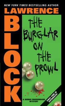 The Burglar on the Prowl 0061030988 Book Cover