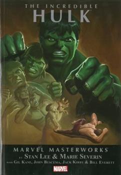 Marvel Masterworks Incredible Hulk 3 - Book #56 of the Marvel Masterworks