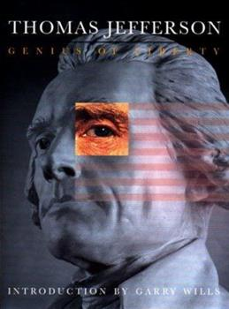 Hardcover Thomas Jefferson : Genius of Liberty Book