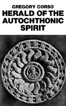 Herald of the Autochthonic Spirit 0811208087 Book Cover