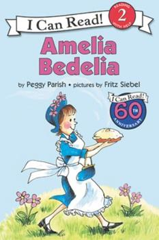 Amelia Bedelia - Book  of the I Can Read ~ Level 2