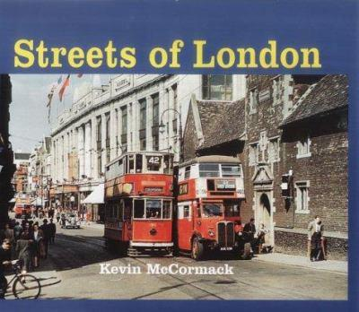 Hardcover Streets of London Book
