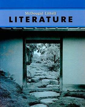 McDougal Littell Literature 0618518983 Book Cover