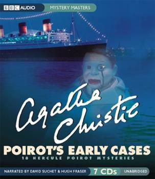 Poirot's Early Cases - Book #41 of the Hercule Poirot