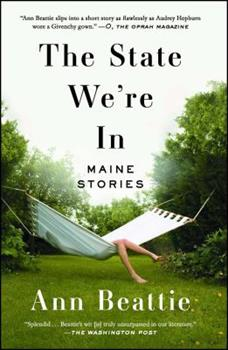 Paperback The State We're In : Maine Stories Book