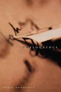 On Eloquence 0300125410 Book Cover