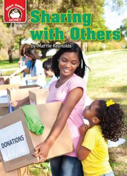 Sharing with Others: An Introduction to Financial Literacy - Book  of the Start Smart™ ~ Money