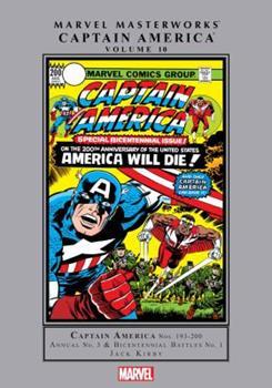 Marvel Masterworks: Captain America, Vol. 10 - Book #262 of the Marvel Masterworks