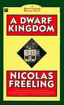 A Dwarf Kingdom 0446405183 Book Cover