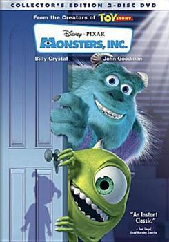 DVD Monsters, Inc. (Two-Disc Collector's Edition) Book