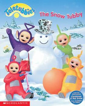 The Snow Tubby - Book  of the Teletubbies