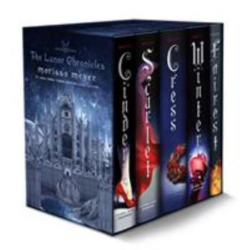 The Lunar Chronicles Box Set - Book  of the Lunar Chronicles