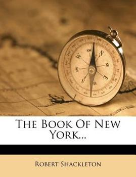 Paperback The Book of New York... Book