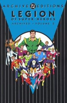 Legion of Super-Heroes Archives, Vol. 2 - Book  of the DC Archive Editions