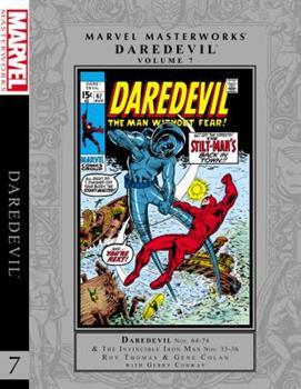 Marvel Masterworks: Daredevil, Vol. 7 - Book #198 of the Marvel Masterworks