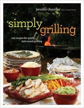 Simple Grilling 140160451X Book Cover
