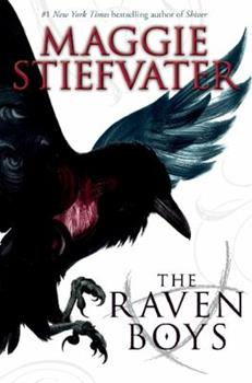 Hardcover The Raven Boys (the Raven Cycle, Book 1), 1 Book