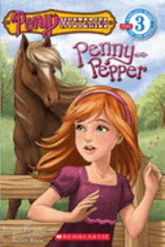 Paperback Pony Mysteries #1: Penny and Pepper (Scholastic Reader, Level 3): Penny & Pepper Book