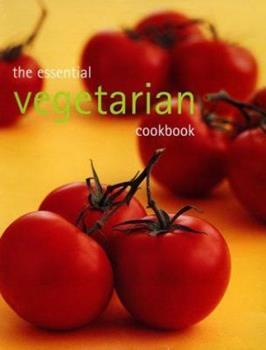 Paperback Essential Vegetarian Cookbook Book