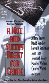 A Hot And Sultry Night For Crime (Collection of Stories) 0425193691 Book Cover