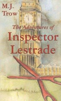 The Adventures of Inspector Lestrade 0812883136 Book Cover