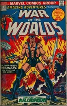 Essential Killraven Volume 1: War Of The Worlds - Book  of the Essential Marvel