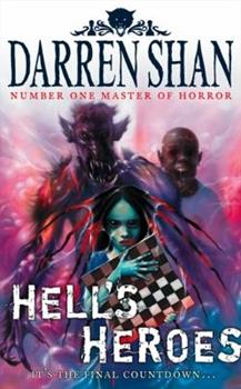 Paperback Hell's Heroes (The Demonata) Book