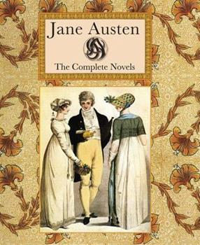 Hardcover Jane Austen: The Complete Novels (Collector's Library) Book