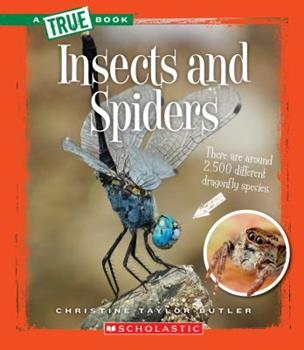 Insects and Spiders - Book  of the A True Book