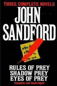 Hardcover Three Complete Novels: Rules of Prey / Shadow Prey / Eyes of Prey Book