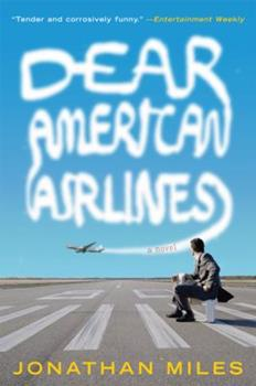 Dear American Airlines 0547237901 Book Cover