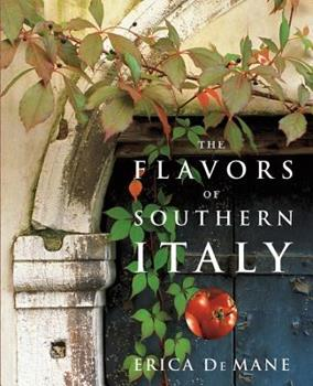 The Flavors of Southern Italy 0471272515 Book Cover