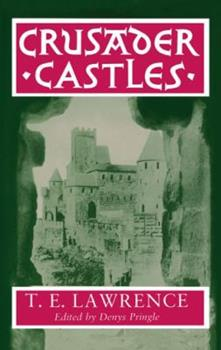 Crusader Castles 019822964X Book Cover