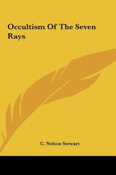 Hardcover Occultism of the Seven Rays Book