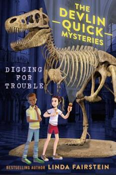 Digging for Trouble 0399186468 Book Cover
