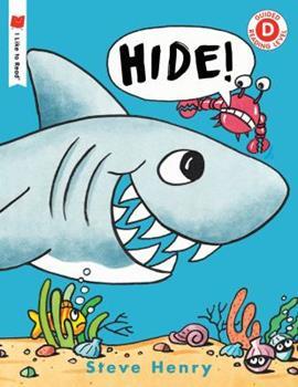 Paperback Hide! Book