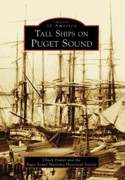 Paperback Tall Ships on Puget Sound Book