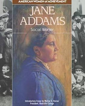 Jane Addams 1555466362 Book Cover