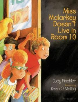 Paperback Miss Malarkey Doesn't Live in Room 10 Book