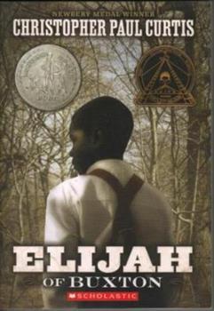 Paperback Elijah of Buxton Book