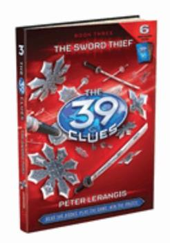 Paperback The Sword Thief (the 39 Clues, Book 3), 3 Book