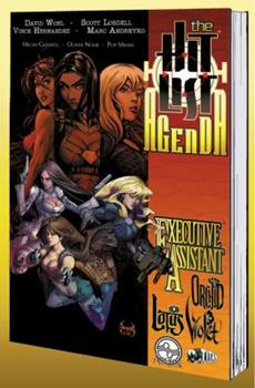 Executive Assistant: The Hit List Agenda - Book #1.9 of the Executive Assistant Iris Collected