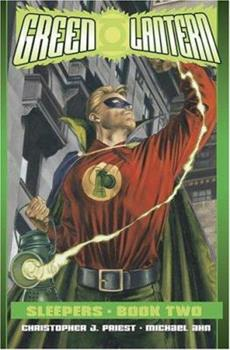 Green Lantern: Sleepers, Book 2 - Book  of the Green Lantern #Hal Jordan vol. 2