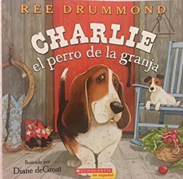 Paperback Charlie el perro de la granja (Charlie the farm dog) Book