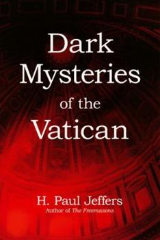 Dark Mysteries of the Vatican 0806531320 Book Cover