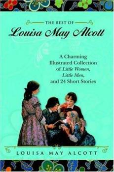 Works of Louisa May Alcott 0517100347 Book Cover
