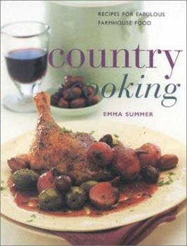 Country Cooking 0754805190 Book Cover