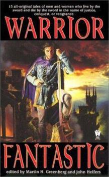 Warrior Fantastic (Daw Book Collectors, No. 1170) 0886779502 Book Cover