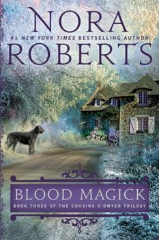 Paperback Blood Magick Book