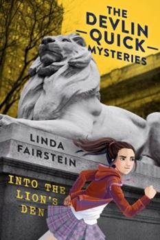 Into the Lion's Den 0399186441 Book Cover